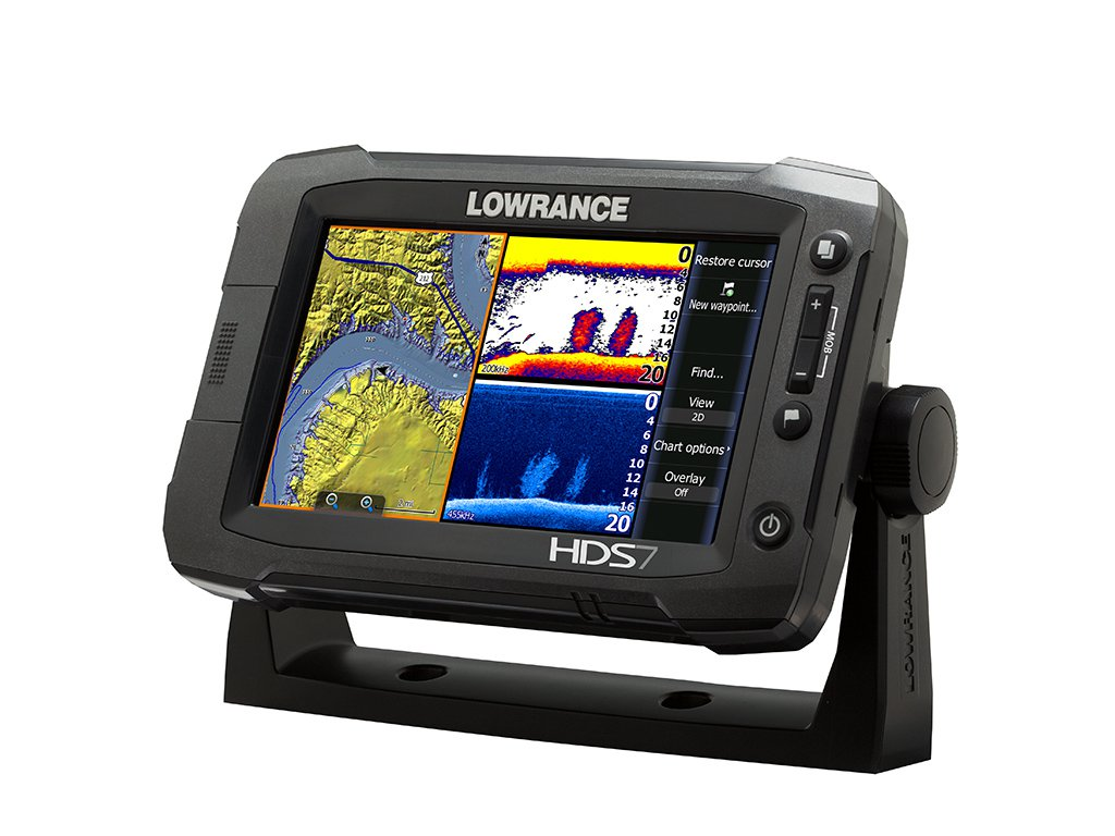 HDS 7 Gen2 Touch ROW with 83/200 and StructureScan Transducer