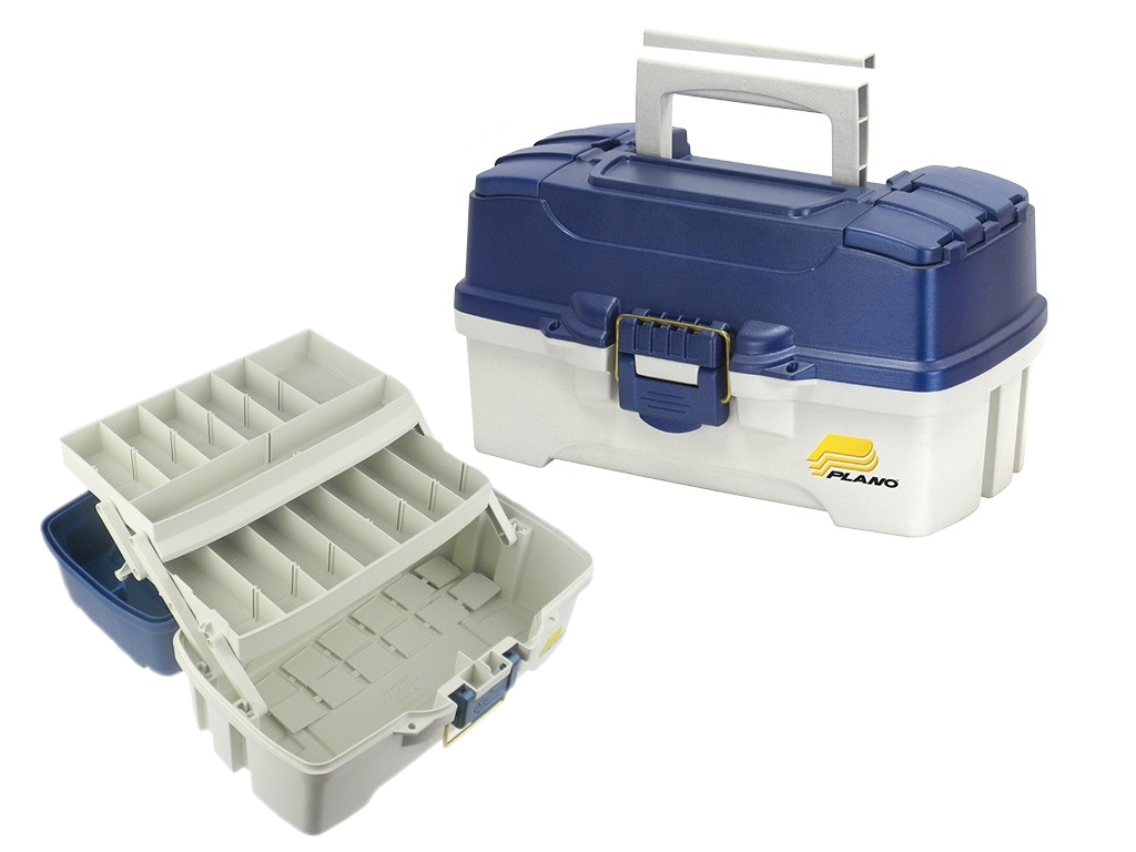 Skrzynka Plano 6202-06 - Two Tray Tackle Box